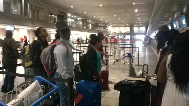 Departure-at-OR-Thambo-Airport