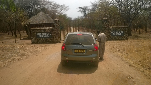 Entrance-to-Kuti-Game-Reserve