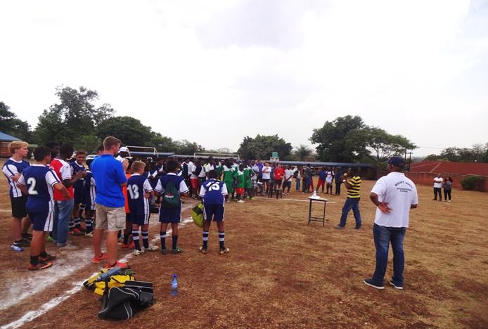 Seven Aside Soccer Tournament